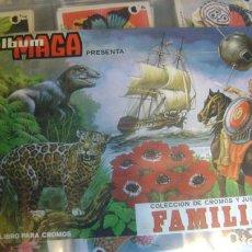 Barajas de cartas: LOTE DE BARAJAS DE LA COLECCION DE FAMILIAS DE MAGA VER FOTOS Y DESCRIPCION. Lote 207129138