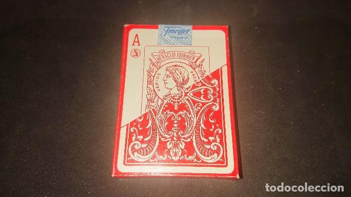 BARAJA DE CARTAS HERACLIO FOURNIER Nº 20 NUEVA PRECINTADO EL SELLO . LEER DESCRIPCION (Juguetes y Juegos - Cartas y Naipes - Barajas de Póker)