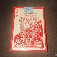 Barajas de cartas: BARAJA DE CARTAS HERACLIO FOURNIER Nº 20 NUEVA PRECINTADO EL SELLO . LEER DESCRIPCION. Lote 207132405