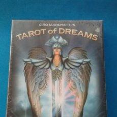 Barajas de cartas: TAROT OF DREAMS. CIRO MARCHETTI'S.. Lote 207207933