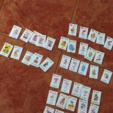 Barajas de cartas: PANTERA ROSA BARAJA COMPLETA ASTON AÑO 1988 45 CARTAS LA PRIMERA VISTA. Lote 207299657