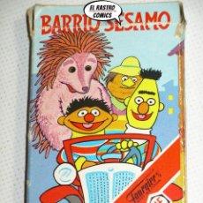 Jeux de cartes: BARAJA BARRIO SESAMO, FOURNIER, AÑO 1984, CARTAS, NAIPES. Lote 207493031