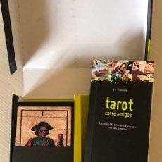 Barajas de cartas: BARAJA TAROT ENTRE AMIGOS CONTIENE LIBRO EXPLICATIVO. Lote 207592678