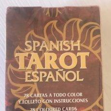 Barajas de cartas: BARAJA DEL TAROT FOURNIER TAROT ESPAÑOL. Lote 207865926