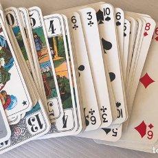 Barajas de cartas: BARAJA DEL TAROT FRANCÉS. Lote 207870348