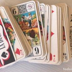 Barajas de cartas: BARAJA DEL TAROT FRANCÉS LA DUCALE. Lote 207870637