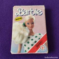 Jeux de cartes: BARAJA INFANTIL FOURNIER. BARBIE. COMPLETA. 33 CARTAS. AÑO 1989.. Lote 208059650