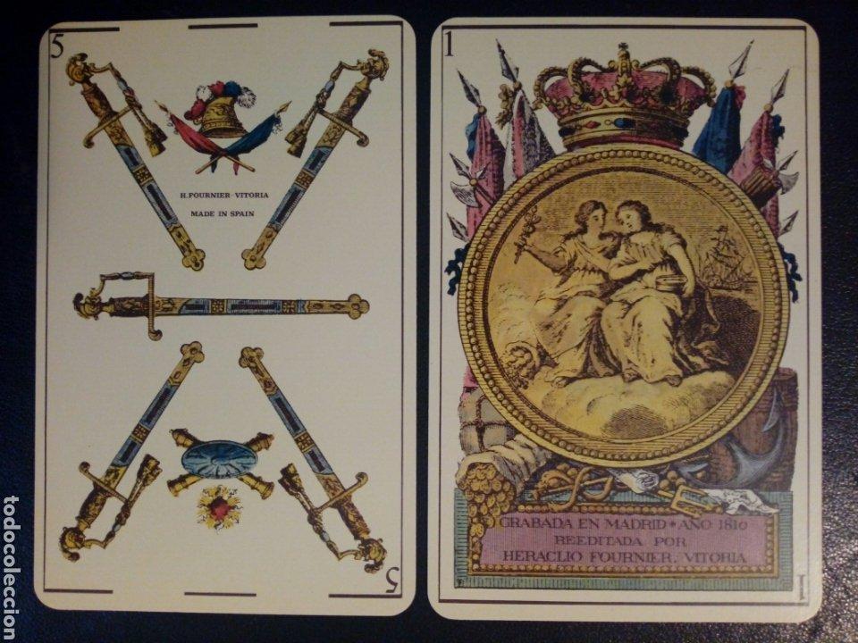 Barajas de cartas: Baraja HERACLIO FOURNIER - 50 años de Westinghouse en España (1980) - Publicitaria - Neoclásica - - Foto 2 - 208073742