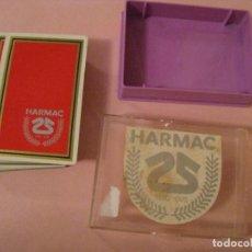 Barajas de cartas: BARAJA DE POKER. HARMAC 25. 1950-1975. ESTADOS UNIDOS. ENTERA.. Lote 208100305