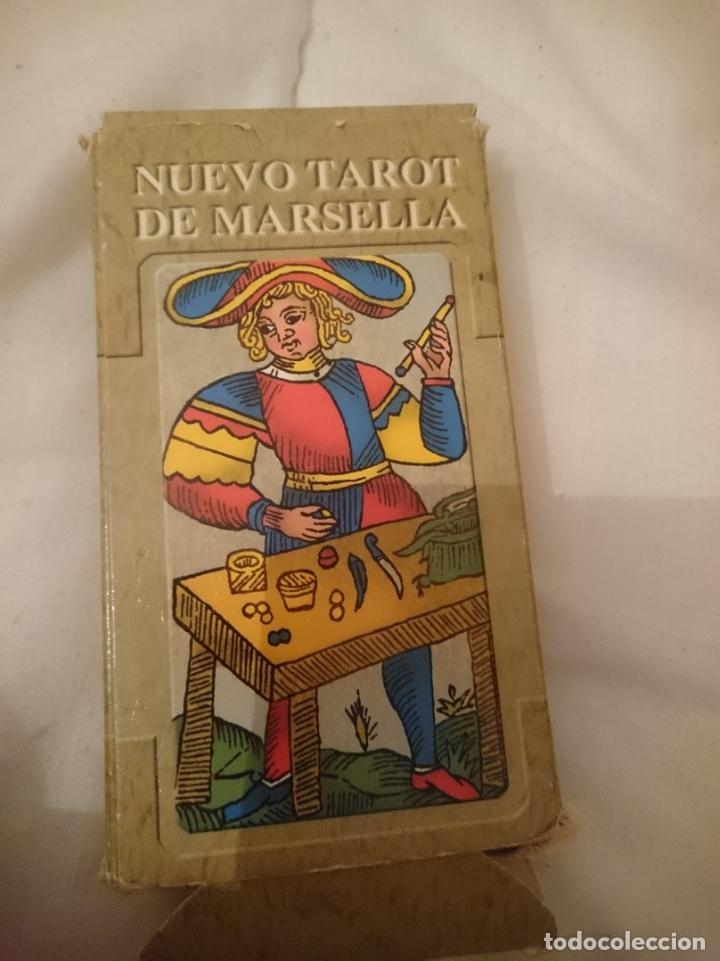 BARAJA CARTAS - NUEVO TAROT DE MARSELLA (Juguetes y Juegos - Cartas y Naipes - Barajas Tarot)