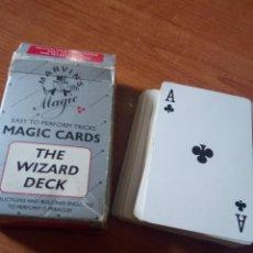 Barajas de cartas: MARVIN'S MAGIC / MAGIA/ TRUCOS DE CARATAS /. Lote 208124733