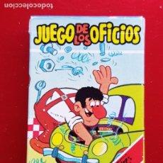 Mazzi di carte: BARAJA/CARTAS-JUEGO DE OFICIOS-H.FOURNIER-C.1970-SIN CÓDIGO DE BARRAS-NUEVA-VER FOTOS. Lote 208179097