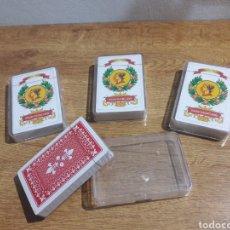 Jeux de cartes: LOTE BARAJAS ESPAÑOLA A ESTRENAR. Lote 208318961