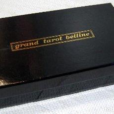 Barajas de cartas: GRAND TAROT BELLINE, CANTO ORO. MÉTHODE EXCLUSIVEMENT POUR PROFESSIONELS,. Lote 208764350