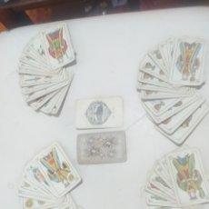 Barajas de cartas: BARAJAS DE CARTAS ESPAÑOLA FURNIER ANTIGUA. Lote 208770373
