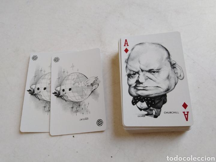 Barajas de cartas: Lote de 2 barajas de cartas - Foto 6 - 209685505