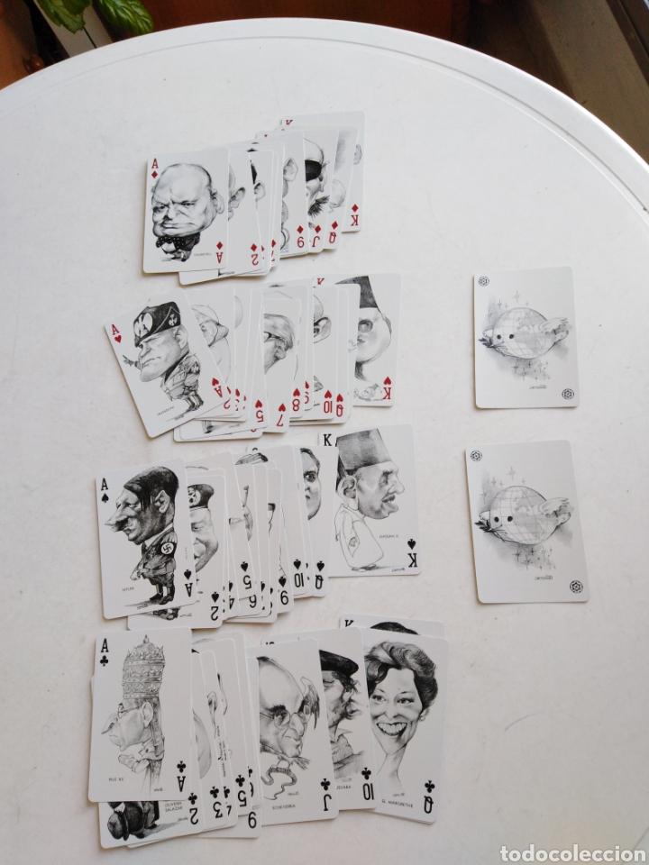 Barajas de cartas: Lote de 2 barajas de cartas - Foto 7 - 209685505