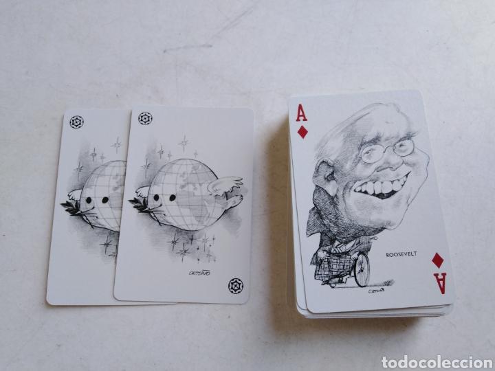 Barajas de cartas: Lote de 2 barajas de cartas - Foto 12 - 209685505