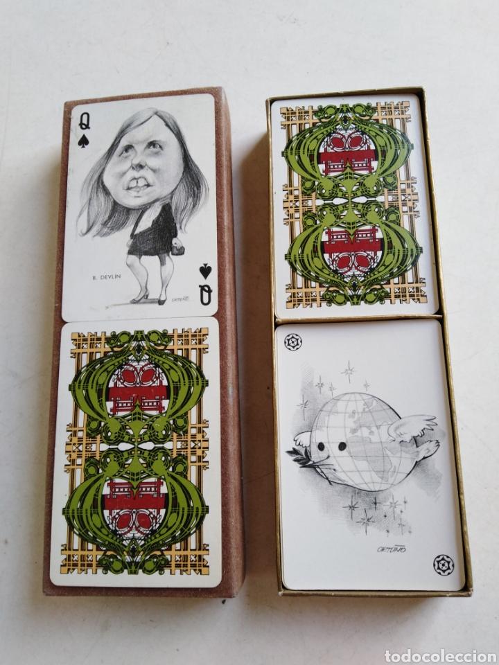 Barajas de cartas: Lote de 2 barajas de cartas - Foto 18 - 209685505