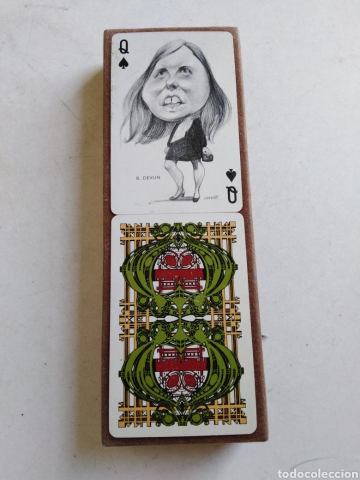 LOTE DE 2 BARAJAS DE CARTAS (Juguetes y Juegos - Cartas y Naipes - Otras Barajas)