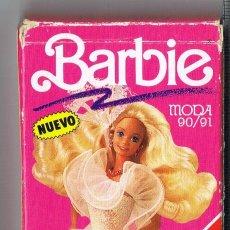 Jeux de cartes: BARAJA BARBIE MODA 90/91 33 CARTAS FABRICANTE HERACLIO FOURNIER. Lote 209737025