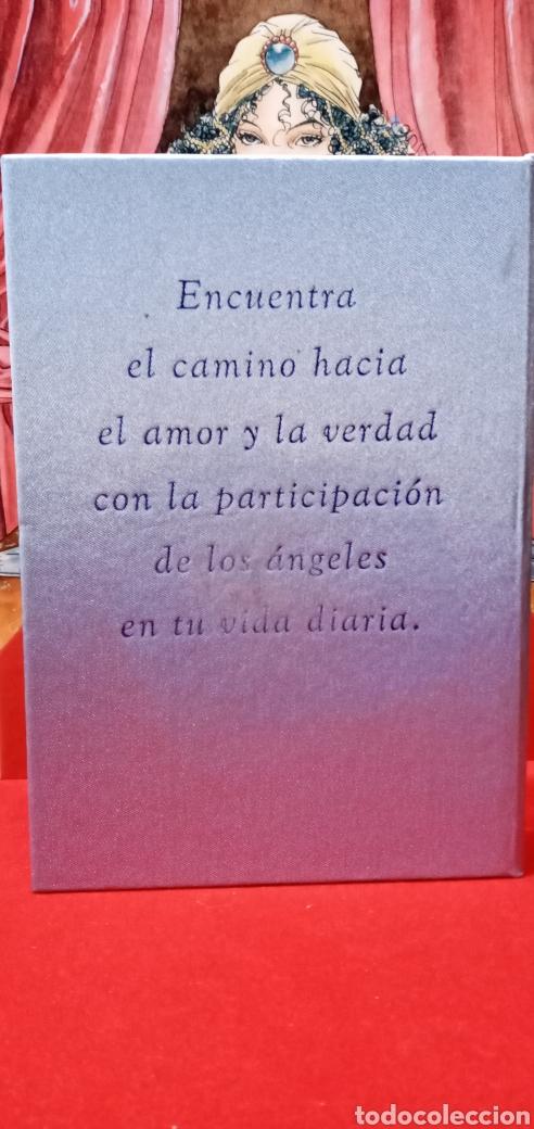 Barajas de cartas: MUY DIFÍCIL.LAS CARTAS DE LOS ÁNGELES. TIKAL.DESCATALOGADO. - Foto 13 - 209754972