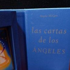 Barajas de cartas: MUY DIFÍCIL.LAS CARTAS DE LOS ÁNGELES. TIKAL.DESCATALOGADO.. Lote 209754972