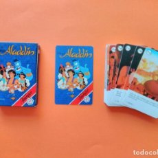Jeux de cartes: BARAJA ALADDIN ALADINO - FOURNIER AÑO 1993 - A ESTRENAR!!! - ERICTOYS. Lote 209757231
