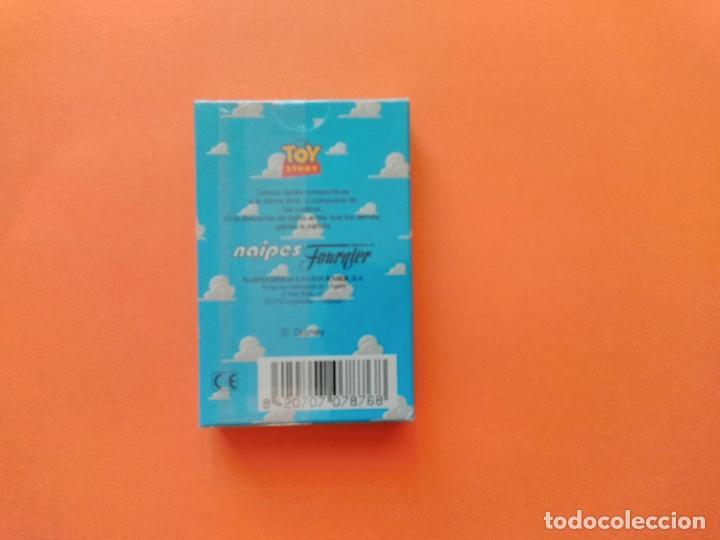 Barajas de cartas: BARAJA TOY STORY, DE FOURNIER AÑO 1996 - NUEVA PRECINTADA!!! - ERICTOYS - Foto 3 - 269311693