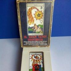 Baralhos de cartas: TAROT FOURNIER AÑOS 70 , SIN INSTRUCCIONES. Lote 210059830
