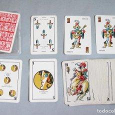 Barajas de cartas: BARAJA DE CARTAS FOURNIER DIBUJADAS POR MINGOTE - Nº 2 - 50 CARTAS - MYR EDICIONES 1969. Lote 210078330