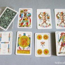 Barajas de cartas: BARAJA DE CARTAS FOURNIER - Nº 25 NACIONAL - 50 CARTAS - 418 - MYR EDICIONES 1969. Lote 210079057