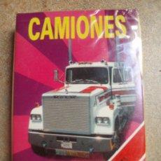 Mazzi di carte: BARAJA DE CARTAS FOURNIER. CAMIONES. PRECINTADA. Lote 210112147