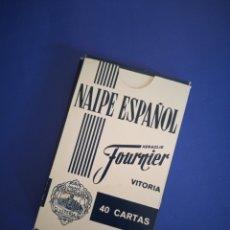 Barajas de cartas: BARAJA HERACLIO FOURNIER VITORIA NUEVA PUBLICIDAD. Lote 210201172