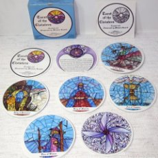 Barajas de cartas: TAROT OF THE CLOISTERS, MICHELLE LEAVITT. 1993 U.S. GAMES SYSTEMS INC.. Lote 210321837