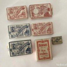 Barajas de cartas: LOTE DE NAIPES (BARAJAS). VARIAS ÉPOCAS - 53 BARAJAS. VER TODAS LAS FOTOS.. Lote 210401068