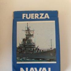 Mazzi di carte: BARAJA DE CARTAS FOURNIER FERIA NAVAL NUEVAS. Lote 210421962