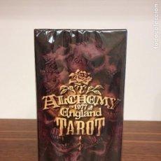 Barajas de cartas: HERACLIO FOURNIER ALCHEMY TAROT. Lote 210534843
