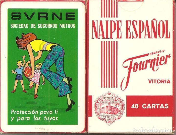 BARAJA, SVRNE, FOURNIER, NUEVA, SIN PRECINTAR (Juguetes y Juegos - Cartas y Naipes - Baraja Española)