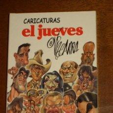 Barajas de cartas: BARAJA DE CARICATURAS EL JUEVES VIZCARRA.NUEVA.. Lote 211272054