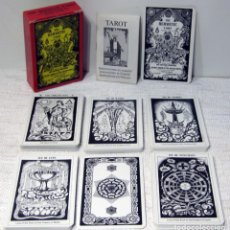 Barajas de cartas: THE HERMETIC TAROT, BY GODFREY DOWSON. U.S GAMES SYSTEMS 1987. Lote 211426686