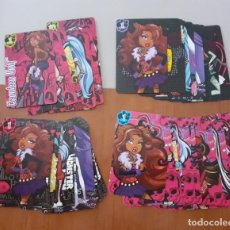 Barajas de cartas: MONSTER HIGH - BARAJA DE CARTAS. Lote 211485164