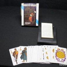 Barajas de cartas: BARAXA GALEGA, FOURNIER, 1982. Lote 211500101