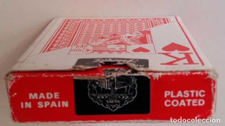 Barajas de cartas: BARAJA DE HERACLIO FOURNIER NAIPES 818 POKER GIGANTE COMPLETA CON CAJA VER FOTOS - Foto 3 - 211574842
