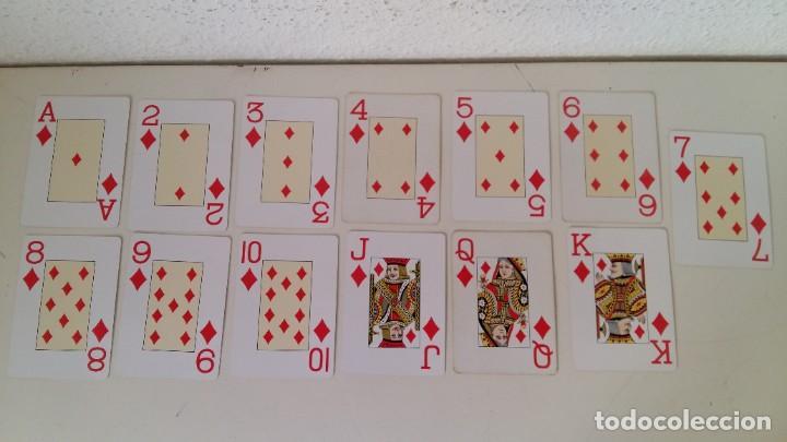 Barajas de cartas: BARAJA DE HERACLIO FOURNIER NAIPES 818 POKER GIGANTE COMPLETA CON CAJA VER FOTOS - Foto 12 - 211574842