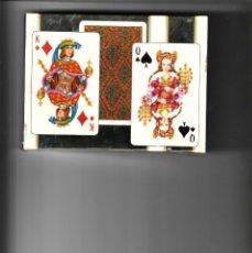 Barajas de cartas: BARAJAS DE POKER EUROPE DE FOURNIER. Lote 212020050