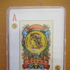 Barajas de cartas: BARAJA ESPAÑOLA NAIPES GABRIEL FUENTES DIVERSOS TROFEOS PRECINTADA. Lote 212186203