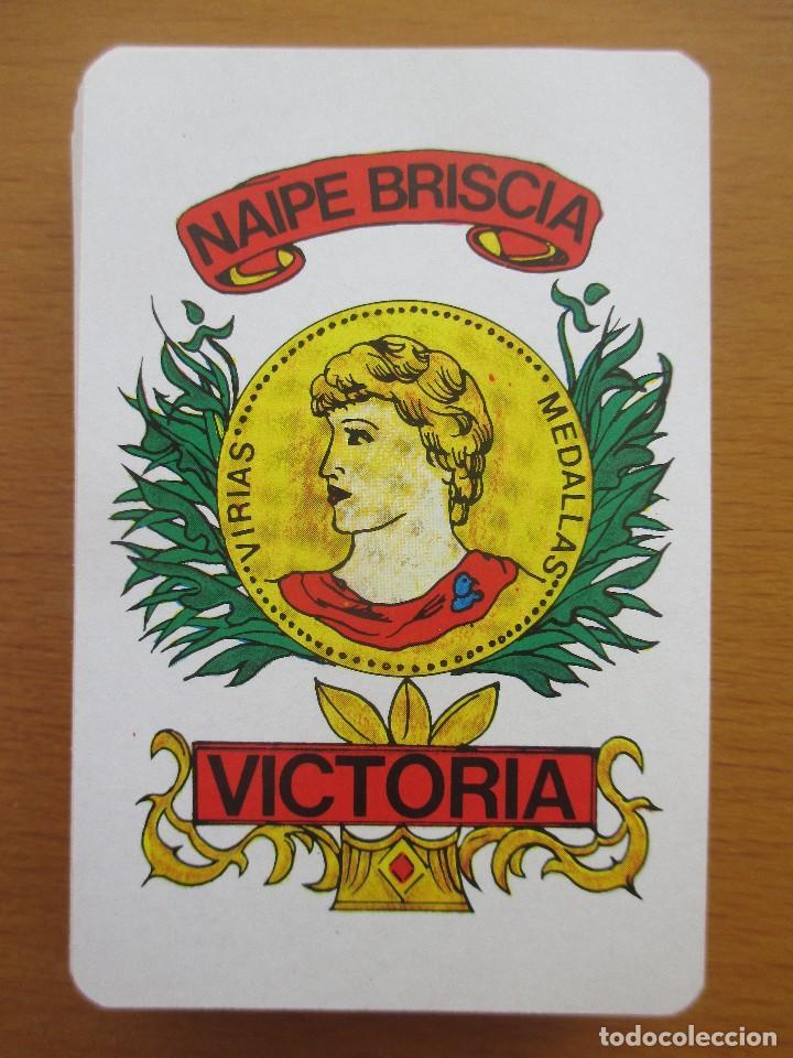 BARAJA ESPAÑOLA NAIPE BRISCIA VICTORIA Nº1 48 CARTAS (Juguetes y Juegos - Cartas y Naipes - Baraja Española)