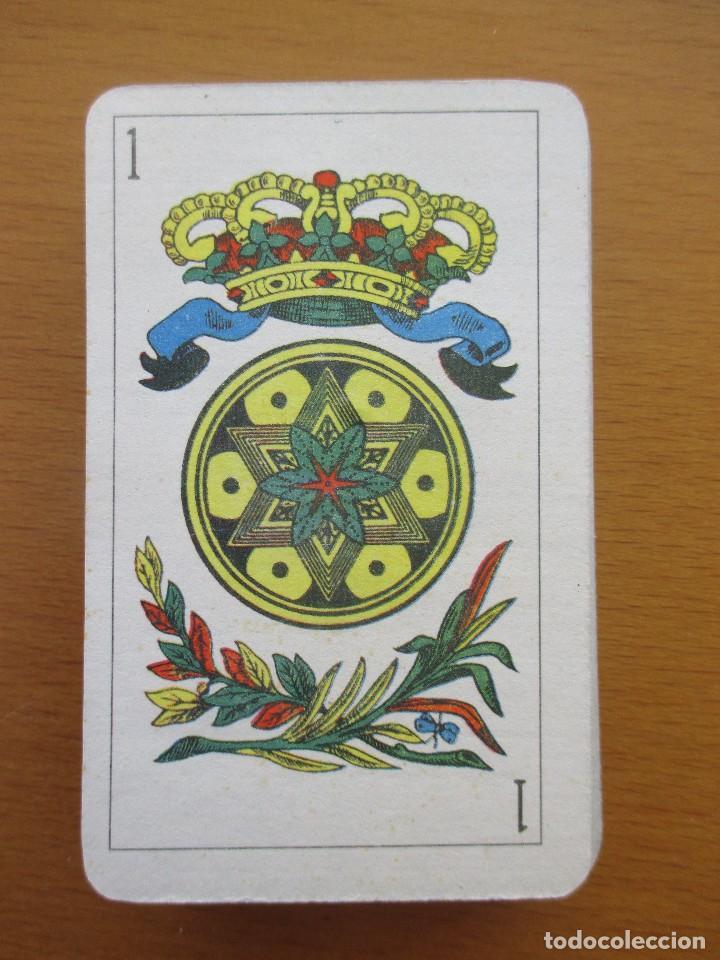 BARAJA ESPAÑOLA 40 CARTAS RARA (Juguetes y Juegos - Cartas y Naipes - Baraja Española)