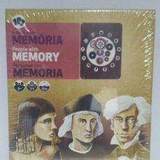 Barajas de cartas: GENTE COM MEMÓRIA / PEOPLE WITH MEMORY / PERSONAS CON MEMORIA JUEGO DE CARTAS 9540320232244. Lote 212540585